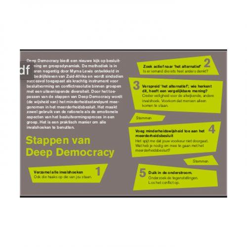 Anzichtkaart Deep Democracy