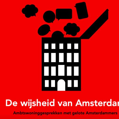 Frank Weijers - Gespreksleider D.D in het veld Gemeente Amsterdam