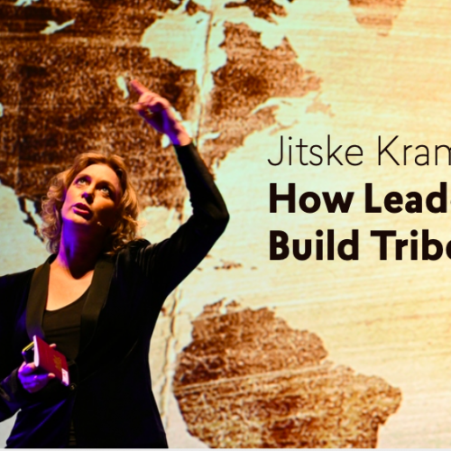How Leaders Build Tribes